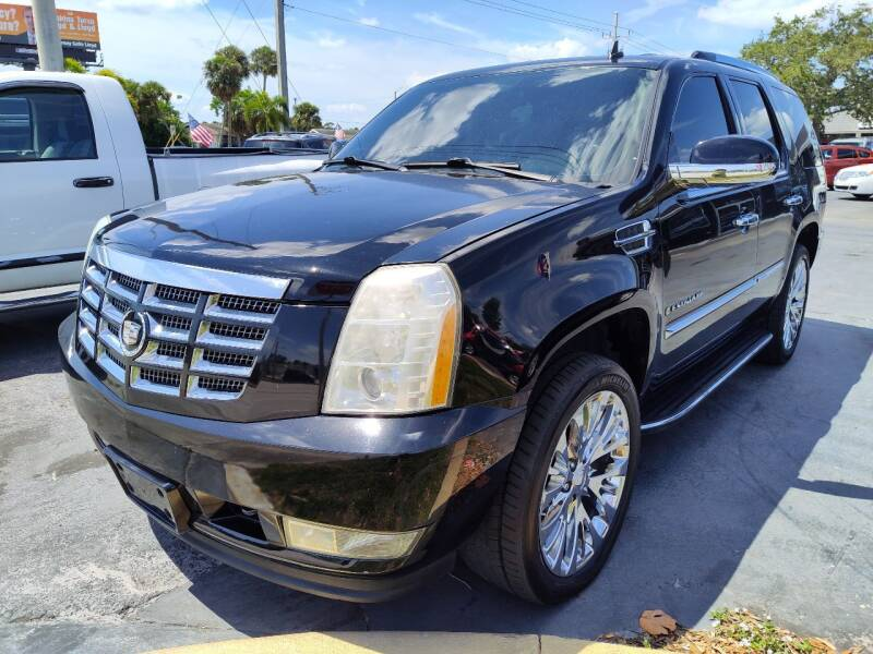 2009 Cadillac Escalade for sale at Celebrity Auto Sales in Port Saint Lucie FL