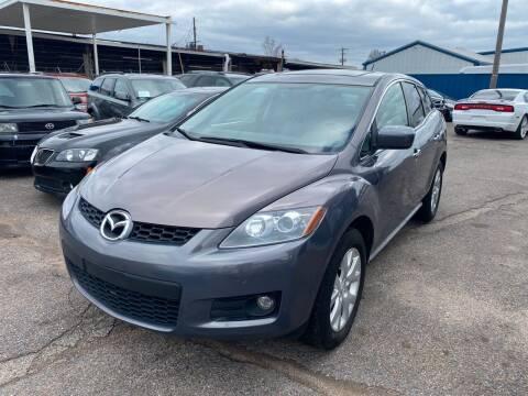 2008 Mazda CX-7 for sale at Memphis Auto Sales in Memphis TN