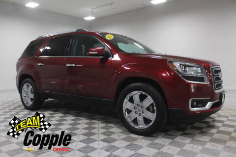 2017 GMC Acadia Limited for sale at Copple Chevrolet GMC Inc in Louisville NE
