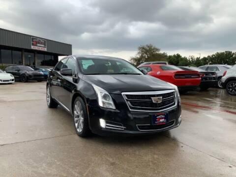 2017 Cadillac XTS for sale at KIAN MOTORS INC in Plano TX