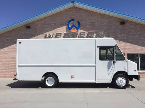 2001 Freightliner P700 Step Van for sale at Western Specialty Vehicle Sales in Braidwood IL