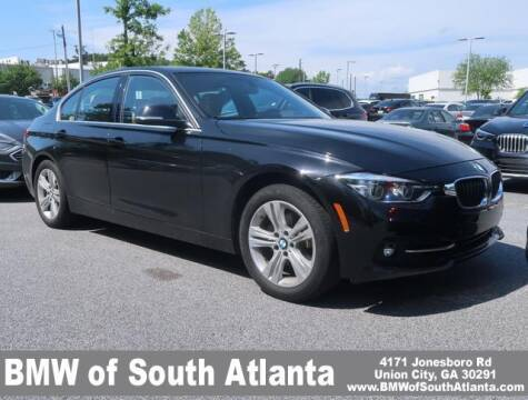 2018 BMW 3 Series for sale at Carol Benner @ BMW of South Atlanta in Union City GA