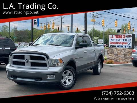 2011 RAM Ram Pickup 1500 for sale at L.A. Trading Co. in Woodhaven MI