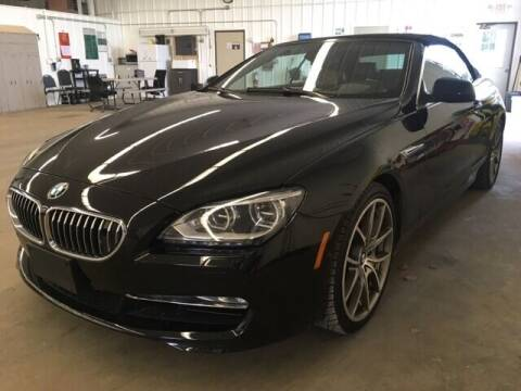 2012 BMW 6 Series for sale at Falleti Motors, Inc.  est. 1976 in Batavia NY