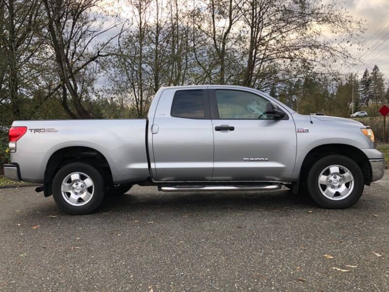 2008 Toyota Tundra for sale at Grandview Motors Inc. in Gig Harbor WA