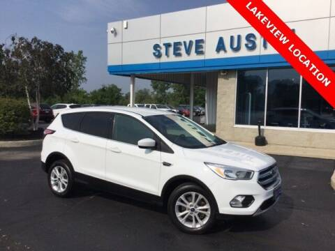 2017 Ford Escape for sale at Austins At The Lake in Lakeview OH