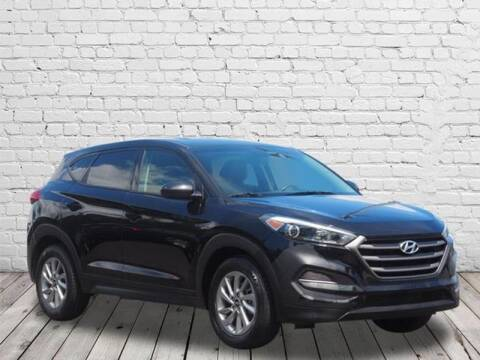 2016 Hyundai Tucson for sale at PHIL SMITH AUTOMOTIVE GROUP - Manager's Specials in Lighthouse Point FL