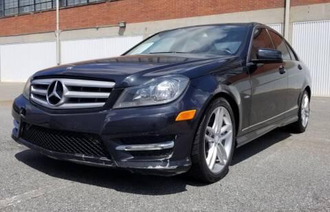 2012 Mercedes-Benz C-Class for sale at Atlanta's Best Auto Brokers in Marietta GA