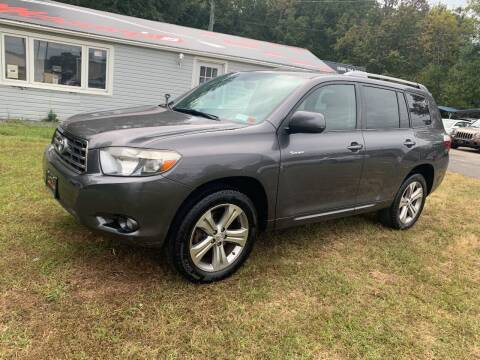 2009 Toyota Highlander for sale at Manny's Auto Sales in Winslow NJ