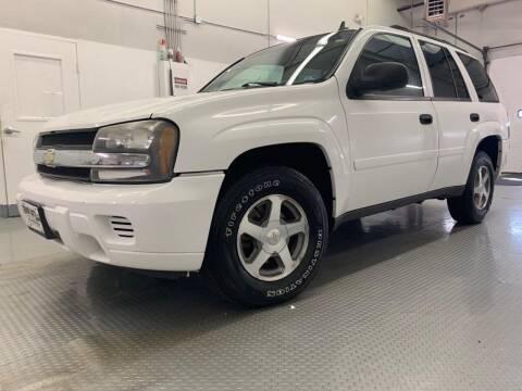 2006 Chevrolet TrailBlazer for sale at TOWNE AUTO BROKERS in Virginia Beach VA
