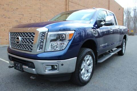 2016 Nissan Titan XD for sale at Vantage Auto Wholesale in Lodi NJ