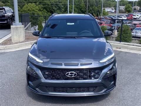 2022 Hyundai Kona for sale at CU Carfinders in Norcross GA