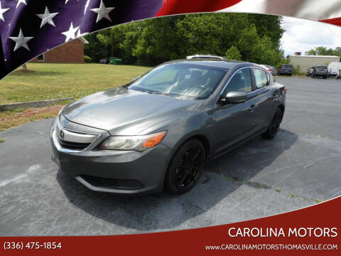 2014 Acura ILX for sale at CAROLINA MOTORS in Thomasville NC