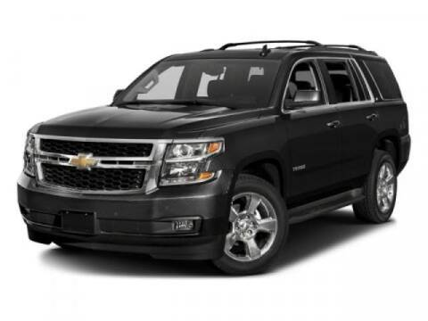 2017 Chevrolet Tahoe for sale at JEFF HAAS MAZDA in Houston TX