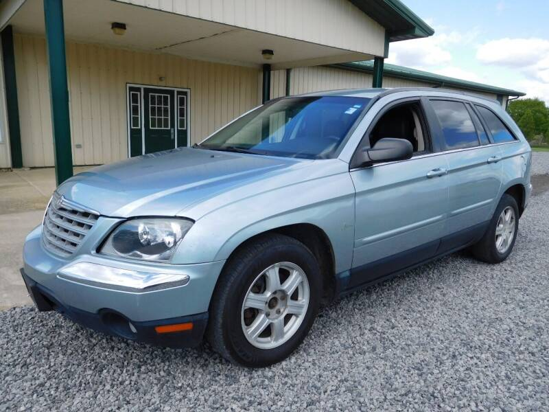2005 Chrysler Pacifica for sale at WESTERN RESERVE AUTO SALES in Beloit OH