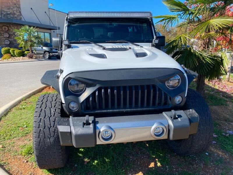 2015 Jeep Wrangler Unlimited for sale at Z Motors in Chattanooga TN