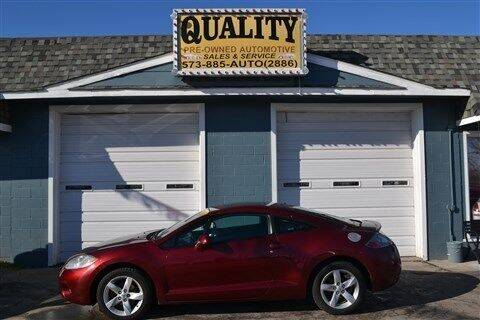 2007 Mitsubishi Eclipse for sale at Quality Pre-Owned Automotive in Cuba MO