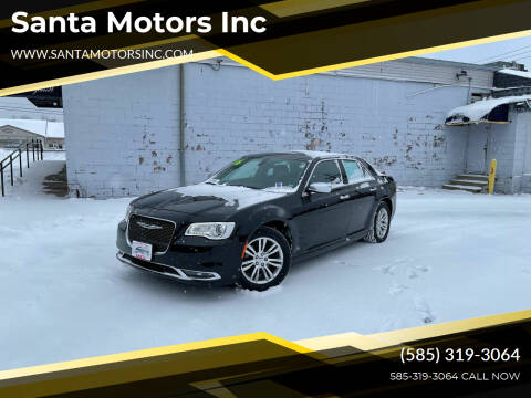 2016 Chrysler 300 for sale at Santa Motors Inc in Rochester NY