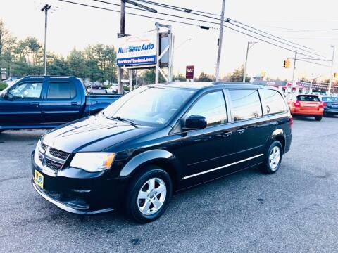 2012 Dodge Grand Caravan for sale at New Wave Auto of Vineland in Vineland NJ