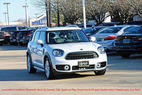 2020 MINI Countryman for sale at Silver Star Motorcars in Dallas TX