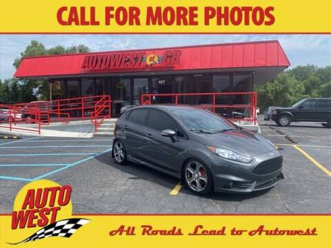 2018 Ford Fiesta for sale at Autowest of GR in Grand Rapids MI