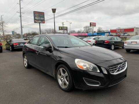 2013 Volvo S60 for sale at Best Choice Auto Sales in Lexington KY