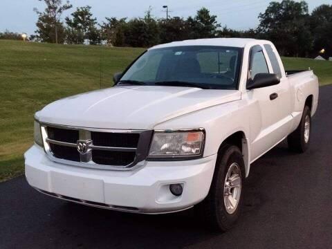 2008 Dodge Dakota for sale at Happy Days Auto Sales in Piedmont SC