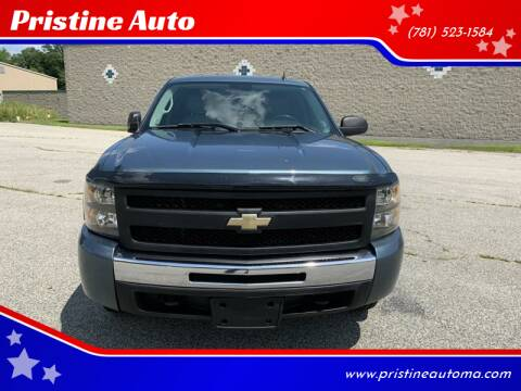 2009 Chevrolet Silverado 1500 for sale at Pristine Auto in Whitman MA