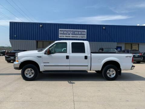 2000 Ford F-250 Super Duty for sale at HATCHER MOBILE SERVICES & SALES in Omaha NE