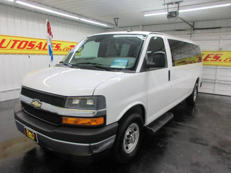 2019 Chevrolet Express Passenger LT 3500 3dr Extended Passenger Van - Ardmore TN