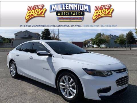 2017 Chevrolet Malibu for sale at Millennium Auto Sales in Kennewick WA