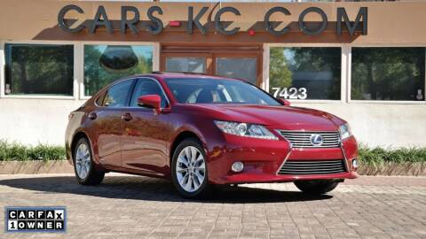 2013 Lexus ES 300h for sale at Cars-KC LLC in Overland Park KS