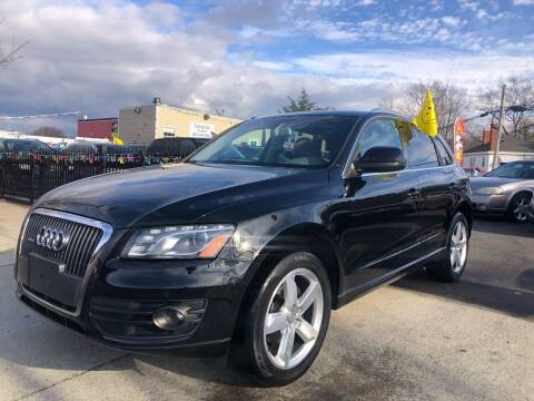 2012 Audi Q5 for sale at Crestwood Auto Center in Richmond VA