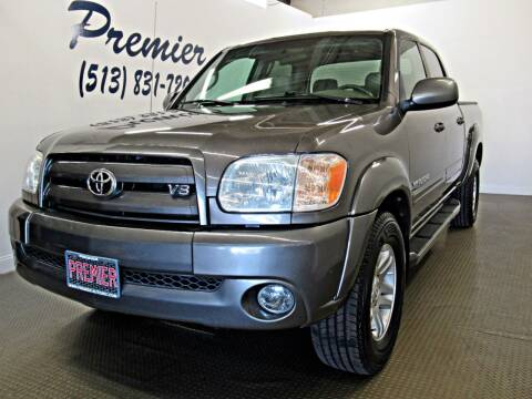 2006 Toyota Tundra for sale at Premier Automotive Group in Milford OH
