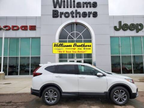 2020 Honda CR-V for sale at Williams Brothers - Pre-Owned Monroe in Monroe MI