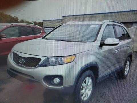 2013 Kia Sorento for sale at CRYSTAL MOTORS SALES in Rome NY