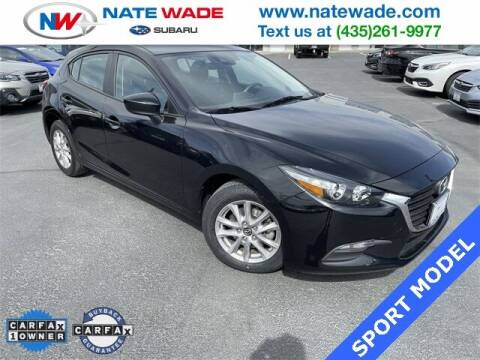 2018 Mazda MAZDA3 for sale at NATE WADE SUBARU in Salt Lake City UT