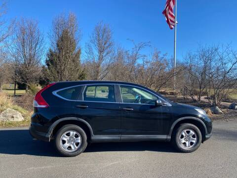2014 Honda CR-V for sale at Bluesky Auto in Bound Brook NJ