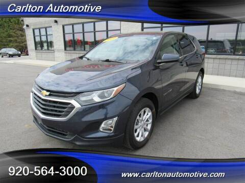 2019 Chevrolet Equinox for sale at Carlton Automotive Inc in Oostburg WI