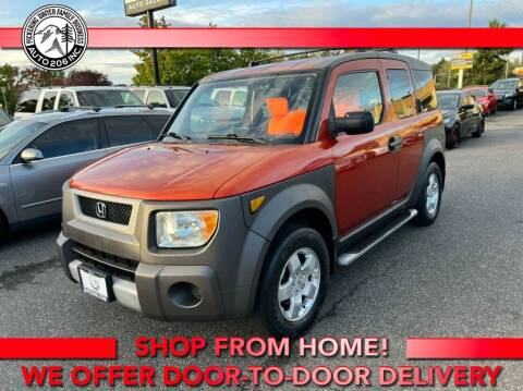 2003 Honda Element for sale at Auto 206, Inc. in Kent WA