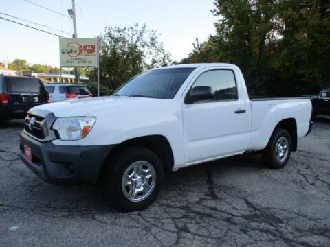 2013 Toyota Tacoma for sale at AUTO STOP INC. in Pelham NH