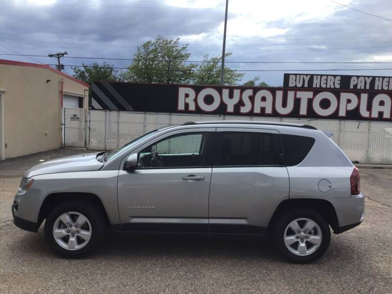2016 Jeep Compass for sale at Roy's Auto Plaza 2 in Amarillo TX