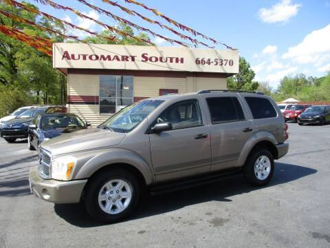 2005 Dodge Durango for sale at Automart South in Alabaster AL