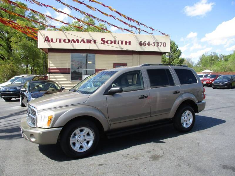 2005 Dodge Durango for sale at Automart South in Alabaster AL