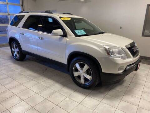 2010 GMC Acadia for sale at Harr's Redfield Ford in Redfield SD