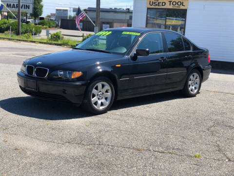 2005 BMW 3 Series for sale at HYANNIS FOREIGN AUTO SALES in Hyannis MA