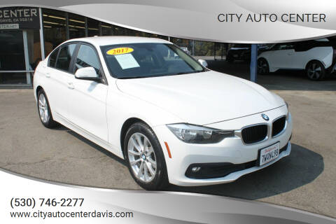 2017 BMW 3 Series for sale at City Auto Center in Davis CA