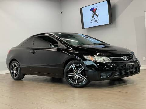 2009 Honda Civic for sale at TX Auto Group in Houston TX