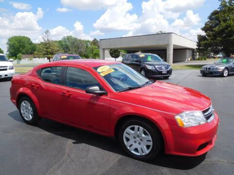 2013 Dodge Avenger for sale at North State Motors in Belvidere IL