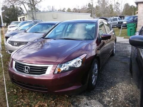 2010 Honda Accord for sale at Price Is Right Auto Sales in Slidell LA